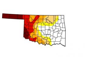Drought monitor map June 4, 2013