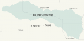 Oklahoma, Texas, Arkansas and Louisiana signed the Red River Compact in 1978. The agreement regulates water rights in a large swathe of the four states.