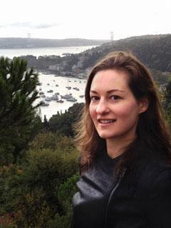 Author Pamela Olson