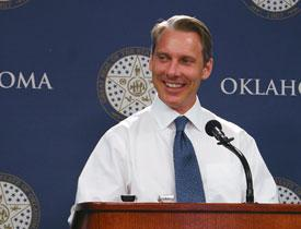 State Treasurer Ken Miller
