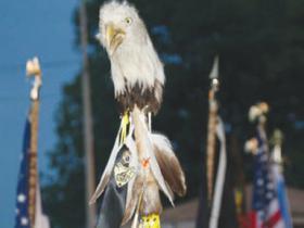 Eagle Staff