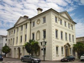 Charleston, South Carolina courthouse