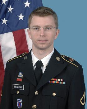 Private First Class Bradley Manning