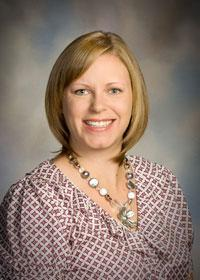 Jennifer Monies is moving from the State Chamber of Commerce to the state Senate as press secretary and senior adviser.