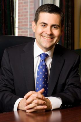 Russell Moore is the president of the Ethics and Religious Liberty Commission for the Southern Baptist Convention.