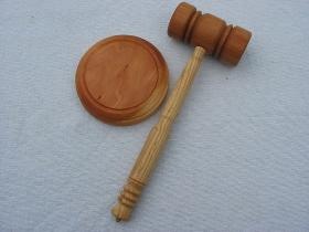 Gavel and Stryker