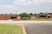 Horace Mann Elementary School in Woodward