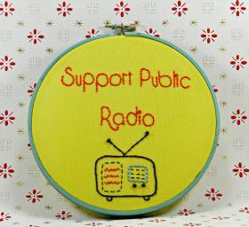 Support Public Radio!