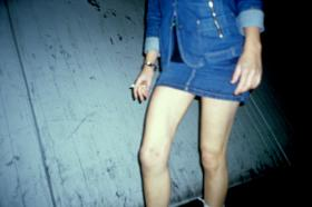 Anonymous Female Prostitute