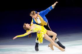 Disney on Ice comes to the Oklahoma State Fair September 12-22.