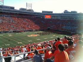 Boone Pickens Stadium in Stillwater, Okla.