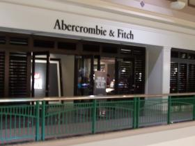 abercrombie & fitch store front