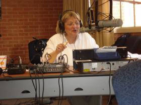 Karen Holp in Membership Central