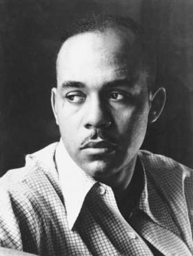 A young Ralph Ellison