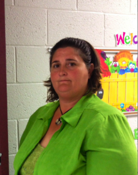 Danni Legg transferred her children to Kelley Elementary in Moore, the only elementary school in the district with a safe area for tornadoes.