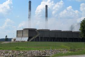 The Grand River Dam Authority's coal-fired plant in Chouteau, Okla., which is impacted by the Regional Haze Rule.