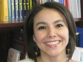 Senior Associate for Citizen Security Adriana Beltrán