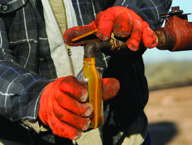 SandRidge Energy explores for and produces oil in shallow, conventional, domestic basins primarily in the Mississippian formation in Northwest Oklahoma and West Kansas.