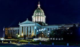 The Oklahoma State Capitol