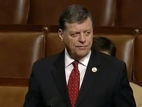 U.S. Rep. Tom Cole (R-Okla.) speaking on the House floor in support of the Bipartisan Budget Act of 2013 - December 12, 2013.
