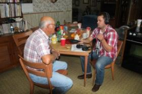 Joe Wertz interviews Jimmy Piercey about the fate of Oklahoma's Depression-era shelterbelts in September 2013.