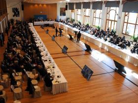 Geneva II Conference Gets Underway in Switzerland.