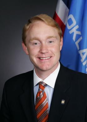State Rep. Mike Jackson (R-Enid)