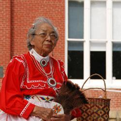 Choctaw Elder