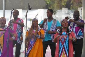 South Africa's Soweto Gospel Choir
