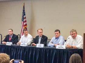 Oklahoma's U.S. House delegation.