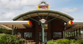 A Sonic drive-in in Guthrie, OK.