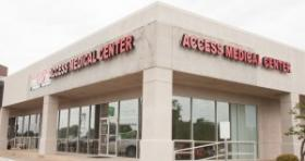 Access Medical Centers Urgent Care recently opened two new clinics, including this one at 3617 Northwest Expressway in Oklahoma City.