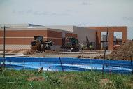Federal public-assistance funds are paying for the rebuilding of Plaza Towers Elementary School, in which seven children died in the May 20, 2013, tornado. The school is expected to open next month.