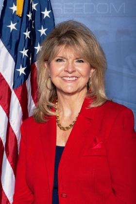 Sharon Day, Co-Chair of the Republican National Committee.