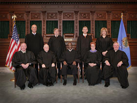 Oklahoma's Supreme Court Justices, 2013