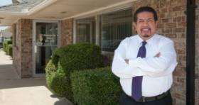 Greater Oklahoma City Hispanic Chamber Of Commerce CEO and President David Castillo