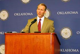 Oklahoma Treasurer Ken Miller