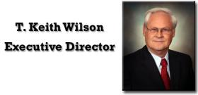 Office of Juvenile Affairs Executive Director, T. Keith Wilson.