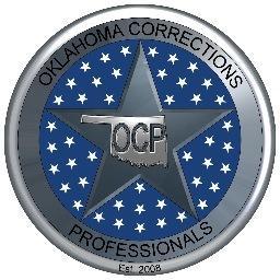 Oklahoma Corrections Professionals Logo