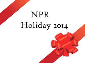 NPR Holiday 2014