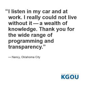 I really could not live without it -- Nancy, OKC
