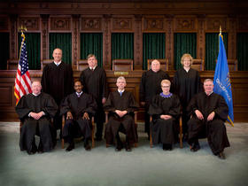 Justices of the Oklahoma Supreme Court