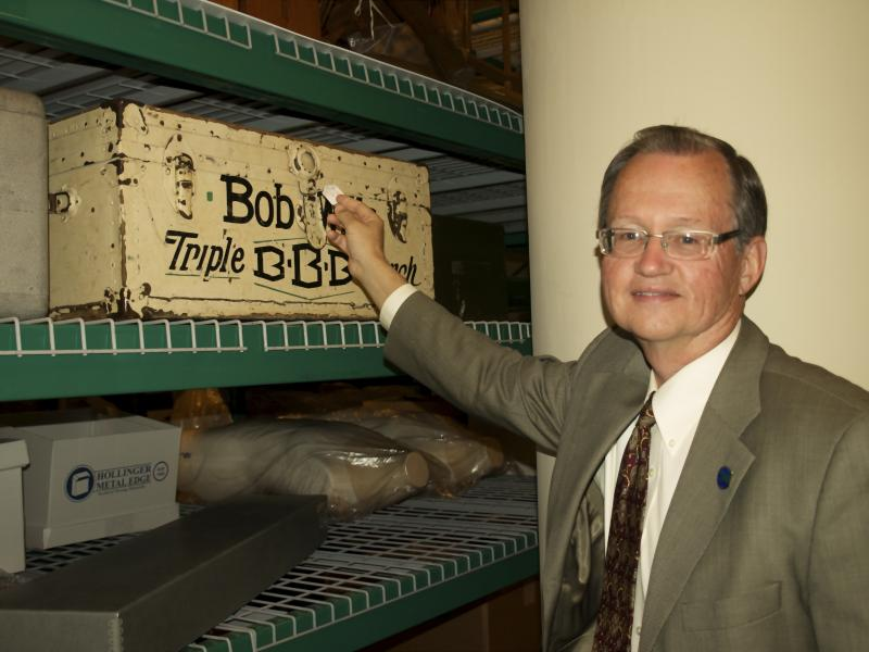 Dr. Bob Blackburn