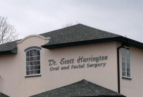 The offices of Tulsa Oral Surgeon W. Scott Harrington.
