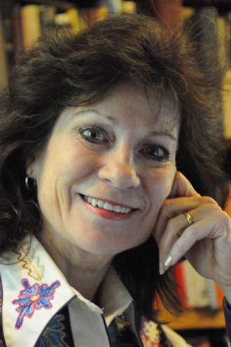 Oklahoma-born author Rilla Askew