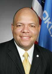 State Rep. Mike Shelton (D-Oklahoma City)