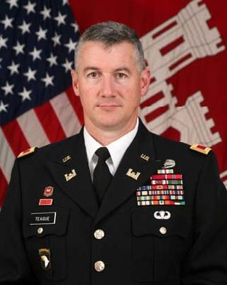 Col. Michael Teague, Secretary of Energy and the Environment