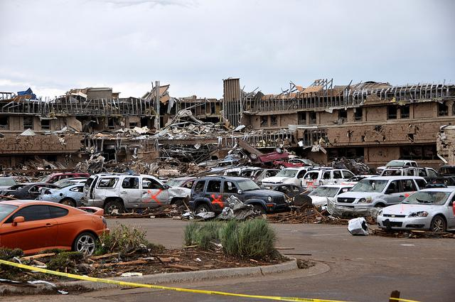 The Moore Medical Center was destroyed in the May 20 tornado. The new facility is set to open in 2016.