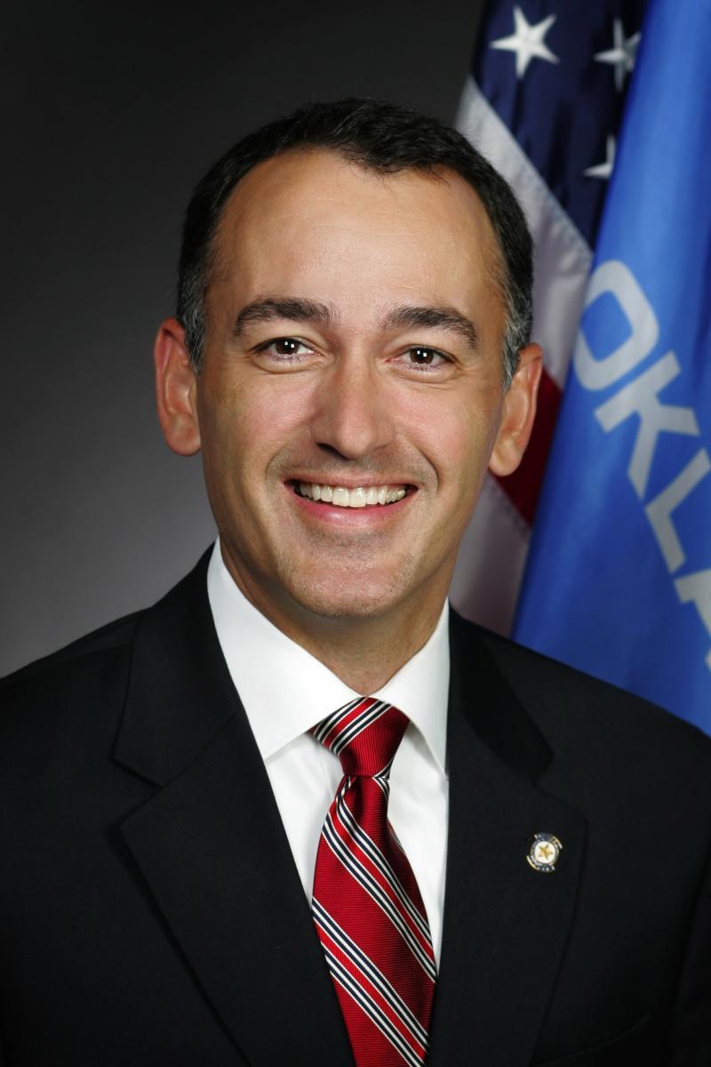 State Rep. Randy McDaniel (R-OKC)