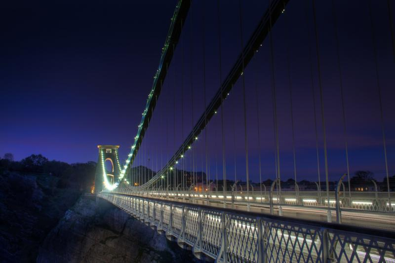Clifton Suspension Bridge, Bristol, England